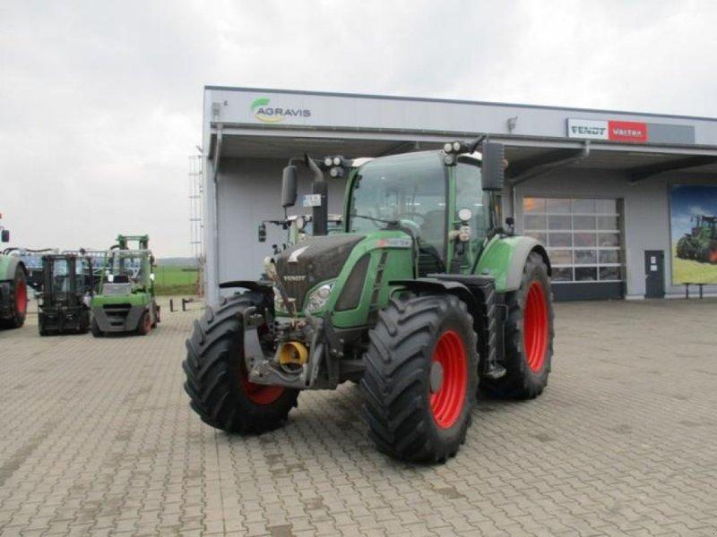 Traktor des Typs Fendt 720 VARIO SCR PROFI, Gebrauchtmaschine in Brakel (Bild 1)