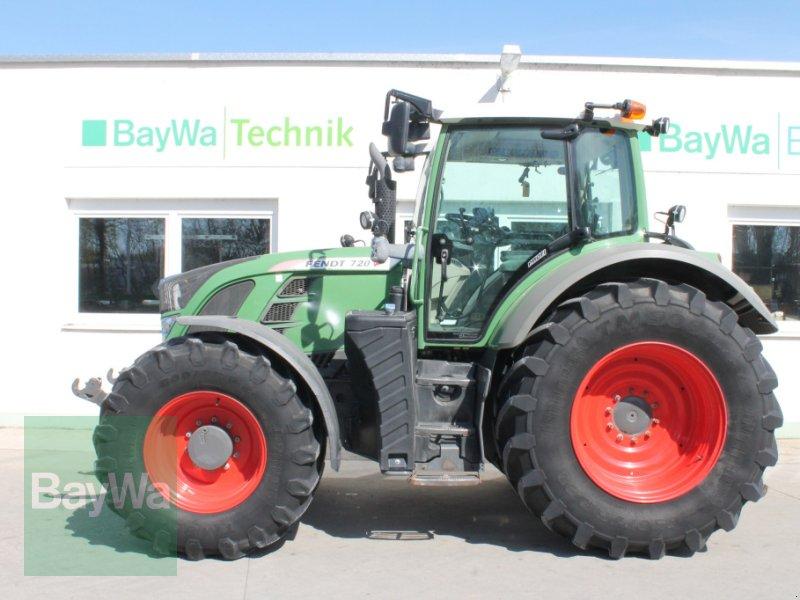Traktor des Typs Fendt 720 Vario SCR Profi, Gebrauchtmaschine in Straubing (Bild 1)