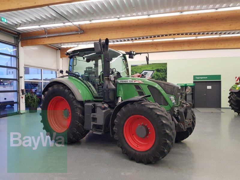 Traktor типа Fendt 720 Vario SCR Profi, Gebrauchtmaschine в Bamberg (Фотография 1)