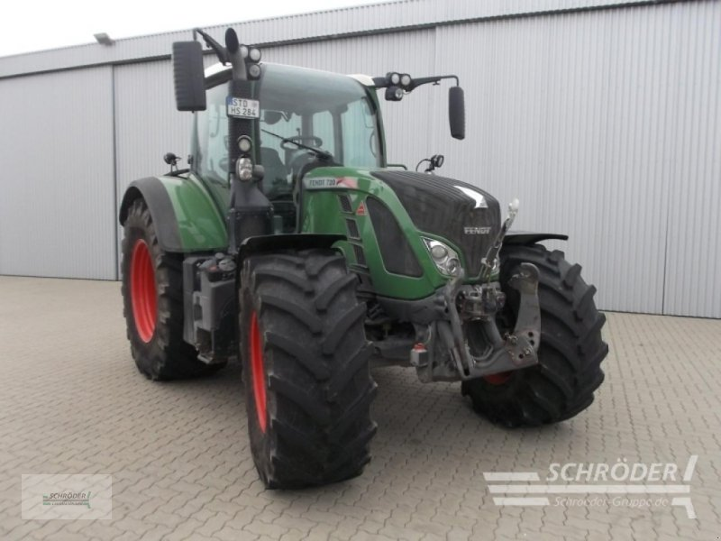 Traktor des Typs Fendt 720 VARIO SCR PROFI, Gebrauchtmaschine in Wildeshausen (Bild 1)