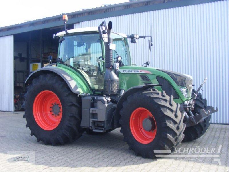Traktor des Typs Fendt 720 VARIO SCR PROFI, Gebrauchtmaschine in Lastrup (Bild 1)