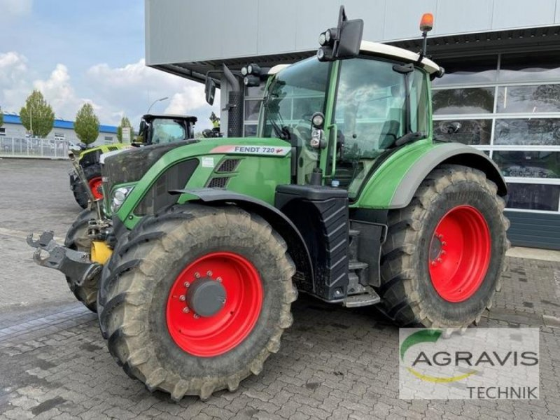 Traktor of the type Fendt 720 VARIO SCR PROFI, Gebrauchtmaschine in Olfen (Picture 1)