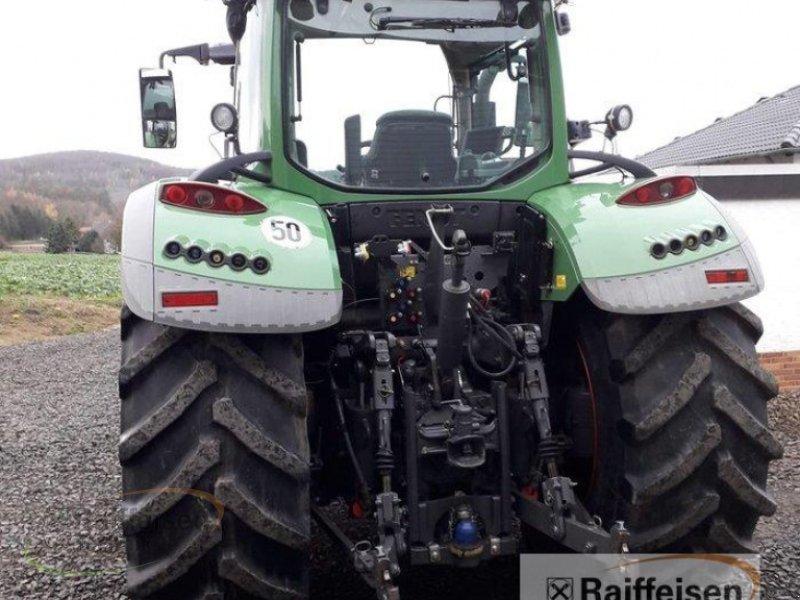 Traktor des Typs Fendt 720 Vario SCR ProfiPlus, Gebrauchtmaschine in Gudensberg (Bild 3)