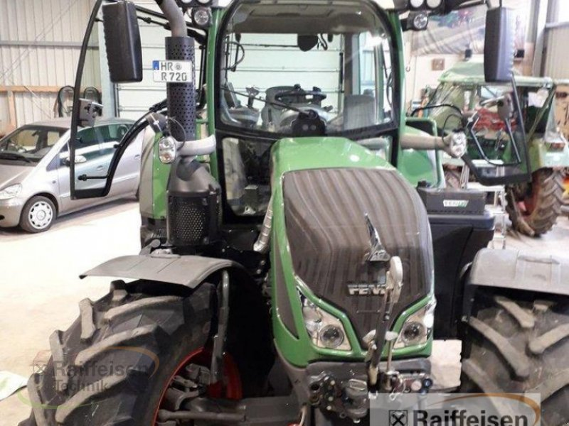 Traktor des Typs Fendt 720 Vario SCR ProfiPlus, Gebrauchtmaschine in Gudensberg (Bild 5)