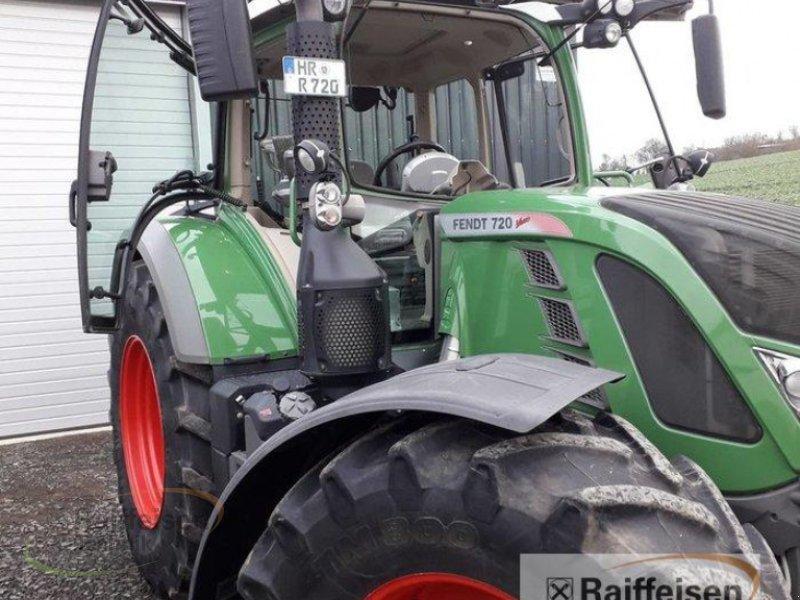 Traktor des Typs Fendt 720 Vario SCR ProfiPlus, Gebrauchtmaschine in Gudensberg (Bild 10)
