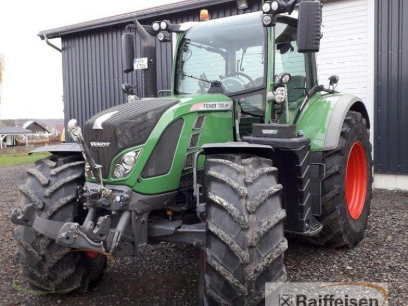 Traktor des Typs Fendt 720 Vario SCR ProfiPlus, Gebrauchtmaschine in Gudensberg (Bild 2)