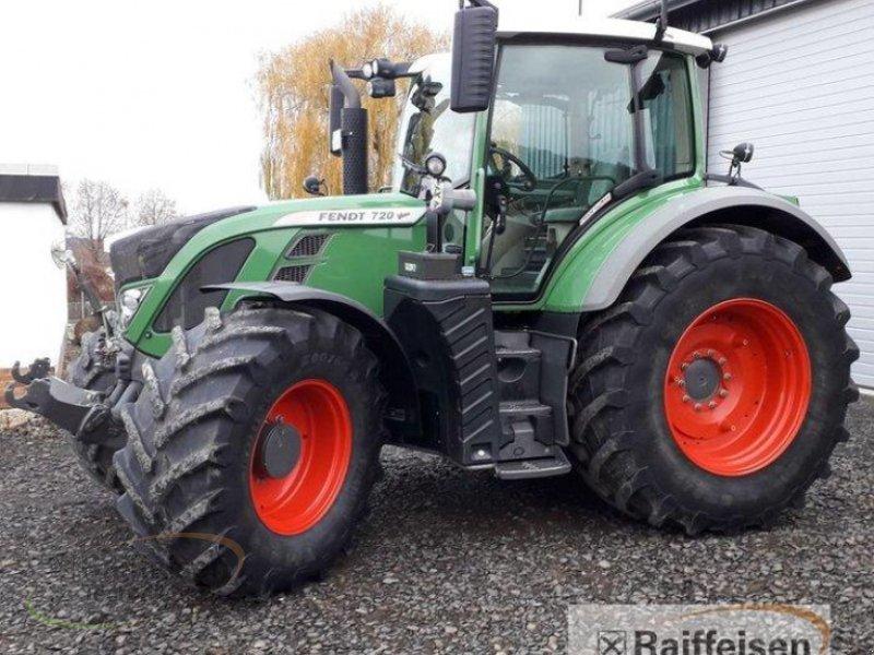 Traktor des Typs Fendt 720 Vario SCR ProfiPlus, Gebrauchtmaschine in Gudensberg (Bild 1)
