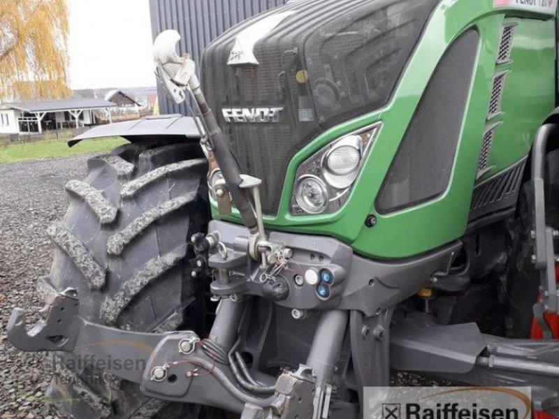 Traktor des Typs Fendt 720 Vario SCR ProfiPlus, Gebrauchtmaschine in Gudensberg (Bild 7)