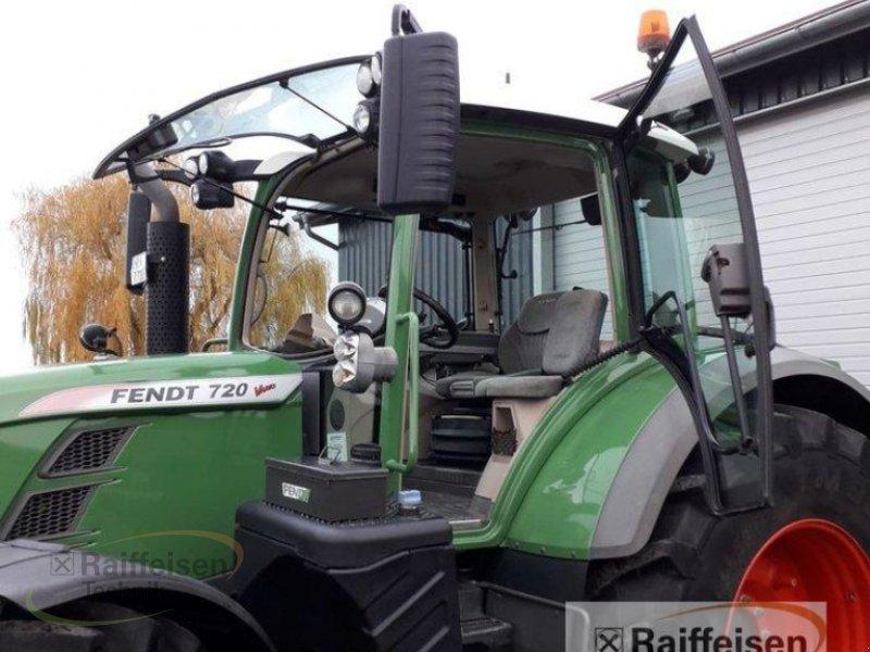 Traktor des Typs Fendt 720 Vario SCR ProfiPlus, Gebrauchtmaschine in Gudensberg (Bild 9)