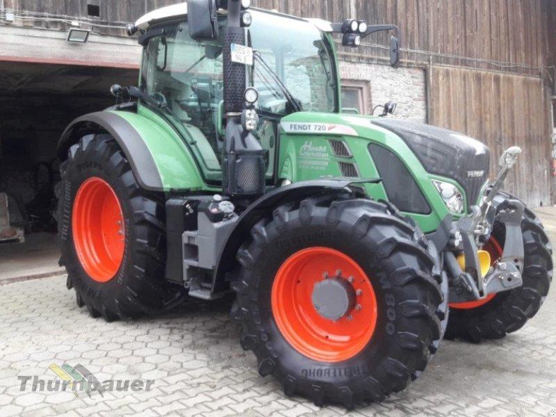 Traktor типа Fendt 720 Vario SCR, Gebrauchtmaschine в Bodenmais (Фотография 1)