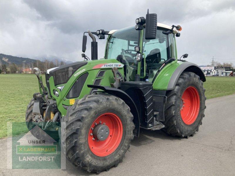 Traktor des Typs Fendt 720 Vario, Gebrauchtmaschine in Knittelfeld (Bild 1)