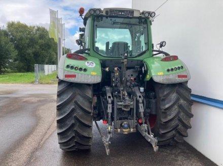 Traktor типа Fendt 720 Vario, Gebrauchtmaschine в Langenau (Фотография 5)