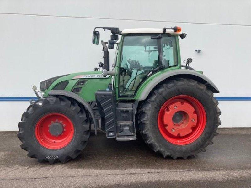 Traktor типа Fendt 720 Vario, Gebrauchtmaschine в Langenau (Фотография 2)