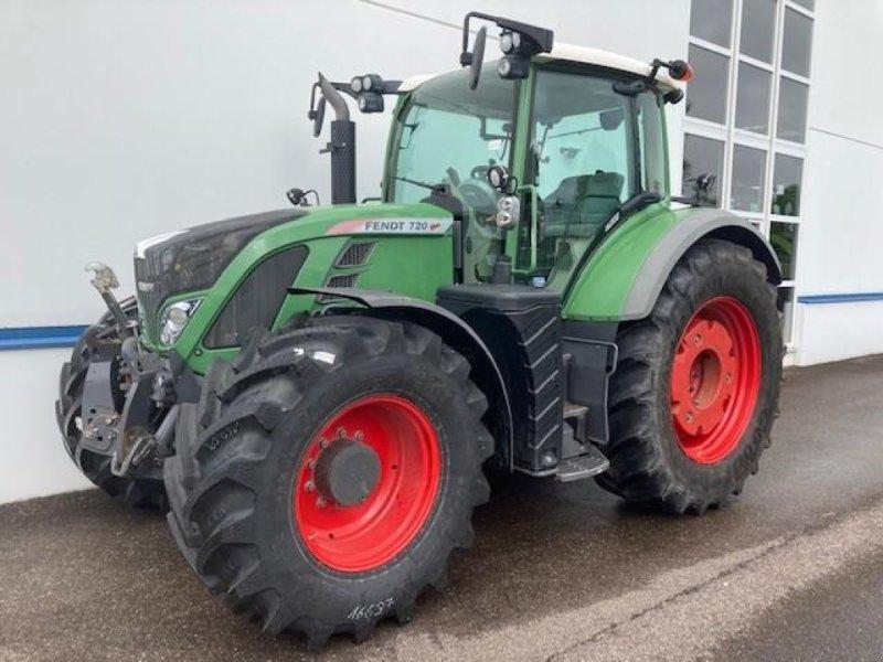 Traktor типа Fendt 720 Vario, Gebrauchtmaschine в Langenau (Фотография 1)