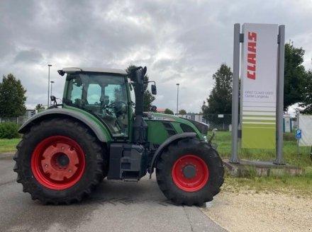 Traktor типа Fendt 720 Vario, Gebrauchtmaschine в Langenau (Фотография 10)