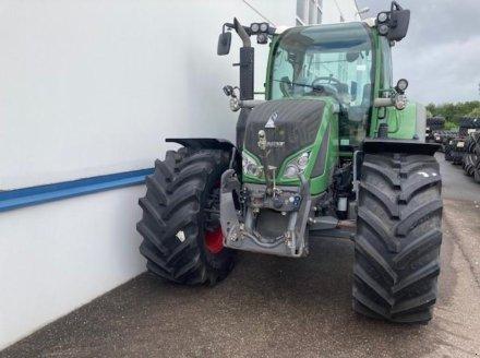 Traktor типа Fendt 720 Vario, Gebrauchtmaschine в Langenau (Фотография 11)
