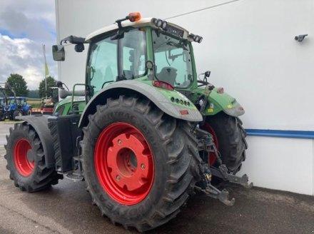 Traktor типа Fendt 720 Vario, Gebrauchtmaschine в Langenau (Фотография 4)