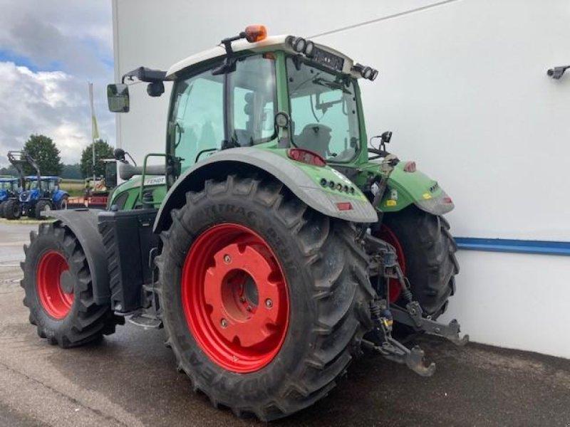 Traktor типа Fendt 720 Vario, Gebrauchtmaschine в Langenau (Фотография 3)
