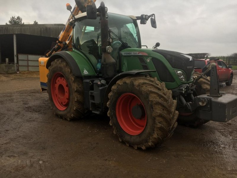 Traktor of the type Fendt 720 Vario, Gebrauchtmaschine in Grantham (Picture 1)