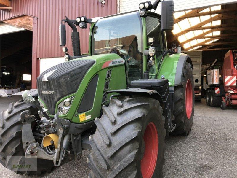 Traktor des Typs Fendt 720 Vario, Gebrauchtmaschine in Bad Leonfelden (Bild 1)