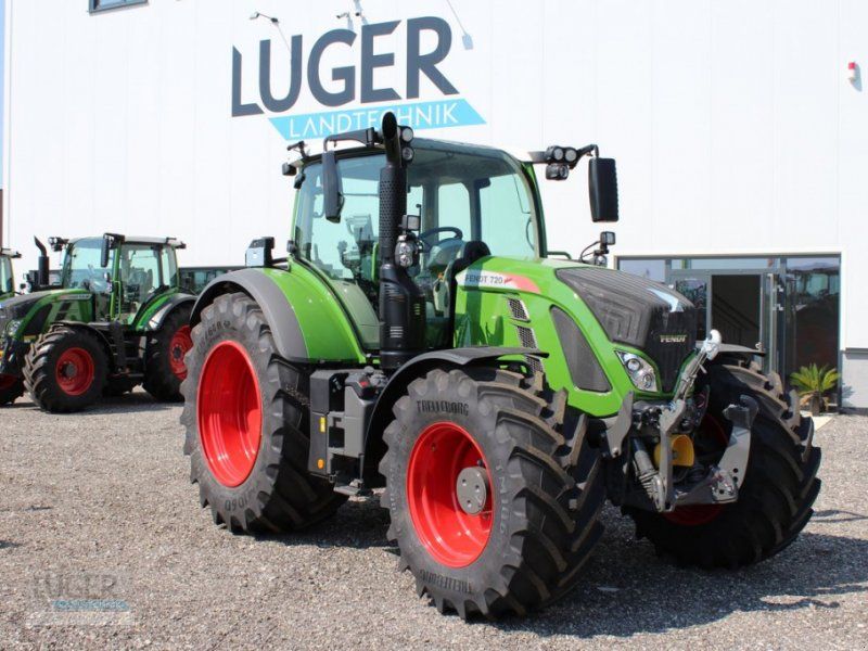 Traktor типа Fendt 720 Vario, Neumaschine в Putzleinsdorf (Фотография 1)