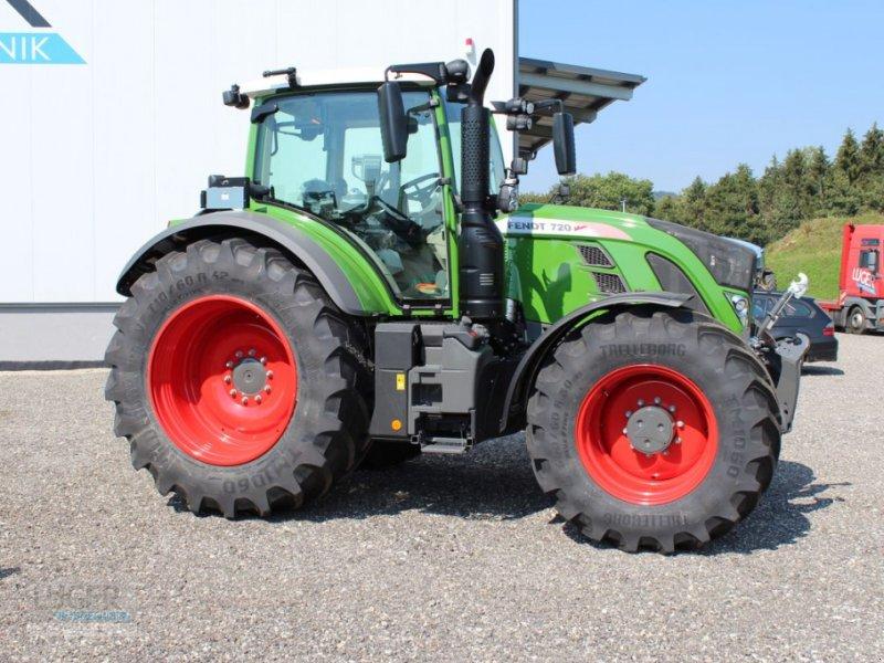 Traktor типа Fendt 720 Vario, Neumaschine в Putzleinsdorf (Фотография 2)