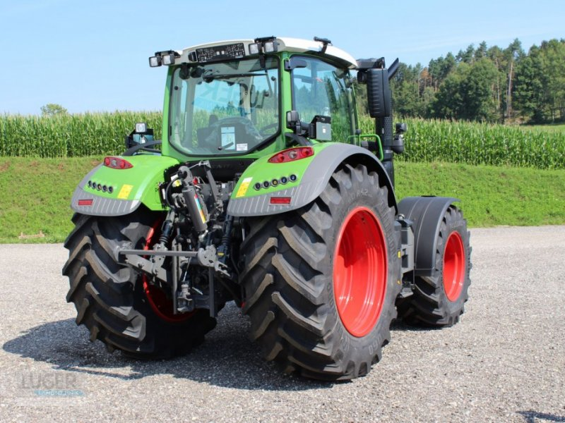 Traktor типа Fendt 720 Vario, Neumaschine в Putzleinsdorf (Фотография 3)