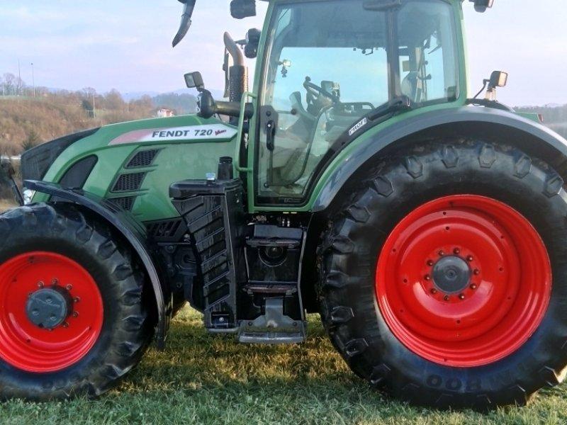 Traktor типа Fendt 720 Vario, Gebrauchtmaschine в Röhrnbach (Фотография 1)
