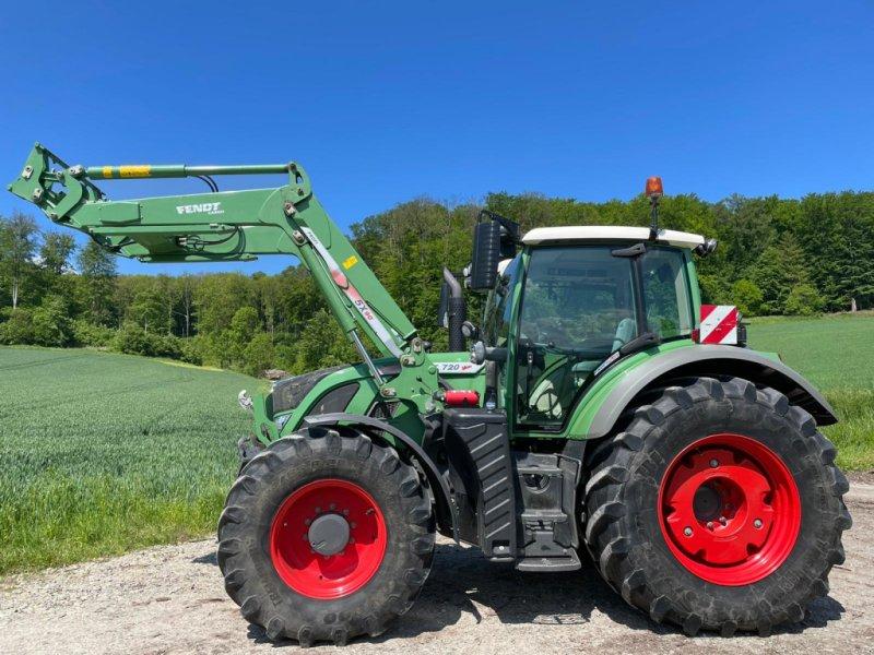 Traktor des Typs Fendt 720 Vario, Gebrauchtmaschine in Kalefeld (Bild 1)