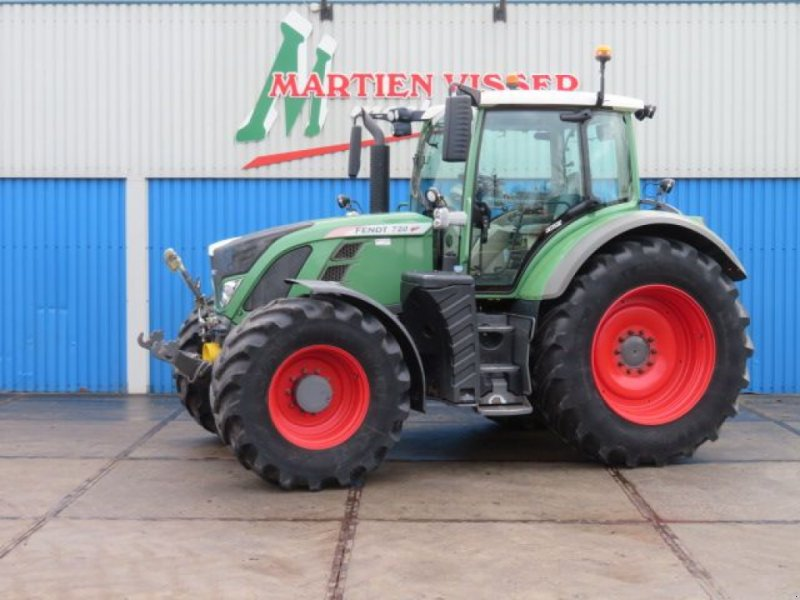 Traktor des Typs Fendt 720, Gebrauchtmaschine in Joure (Bild 1)