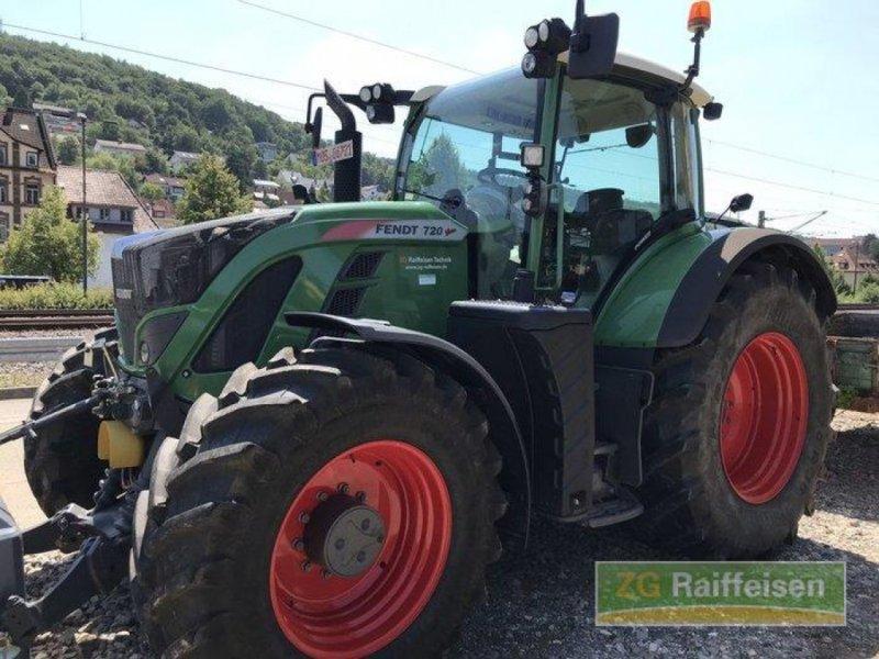 Traktor des Typs Fendt 720, Gebrauchtmaschine in Mosbach (Bild 1)