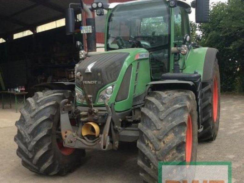 Traktor des Typs Fendt 722 Profi plus, Gebrauchtmaschine in Friedberg (Bild 1)