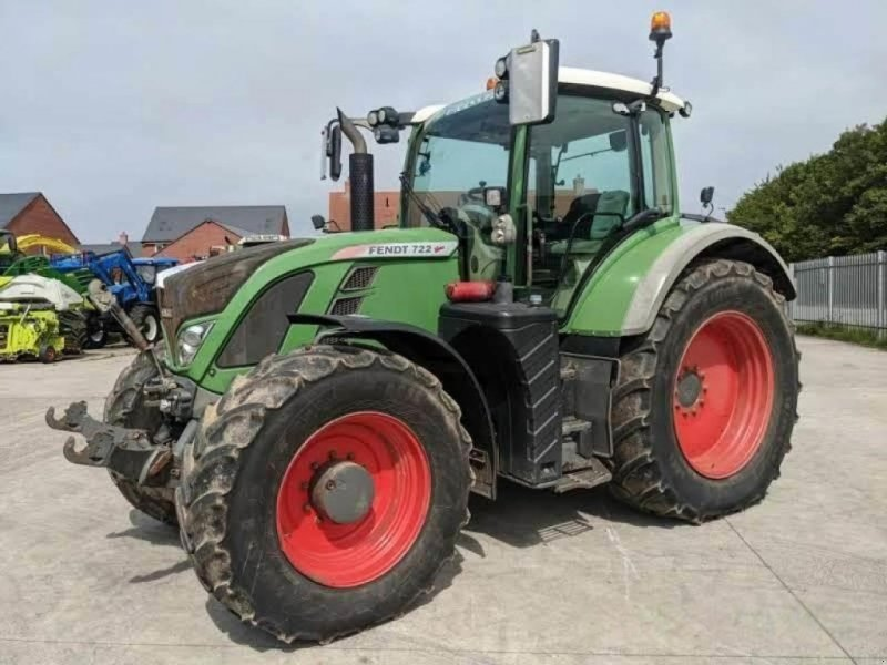 Traktor типа Fendt 722 profi plus, Gebrauchtmaschine в  (Фотография 1)