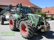 Traktor des Typs Fendt 722 Profi Plus, Gebrauchtmaschine in Büren