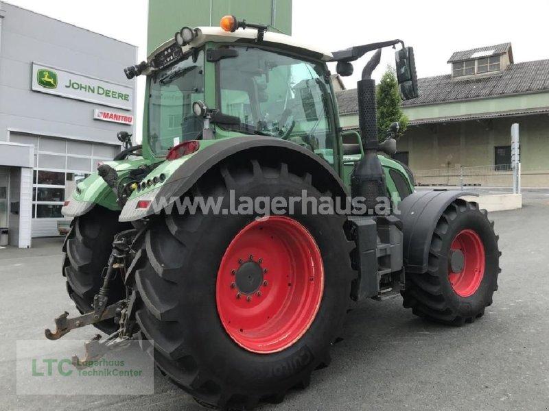 Traktor a típus Fendt 722 PROFI, Gebrauchtmaschine ekkor: Großpetersdorf (Kép 5)