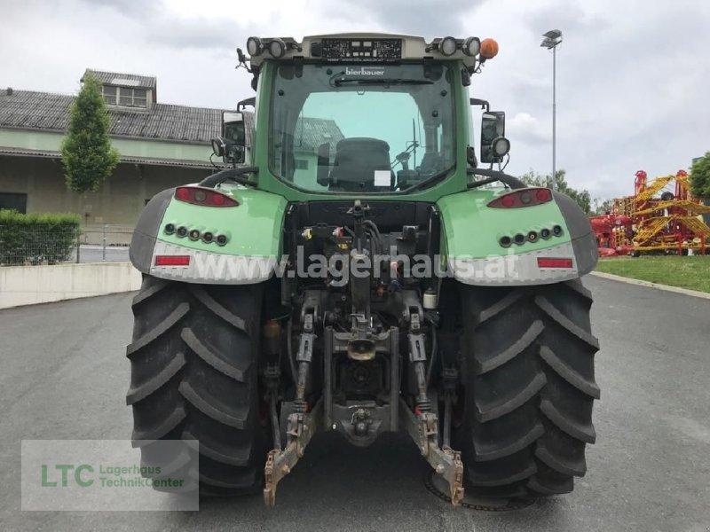 Traktor a típus Fendt 722 PROFI, Gebrauchtmaschine ekkor: Großpetersdorf (Kép 6)