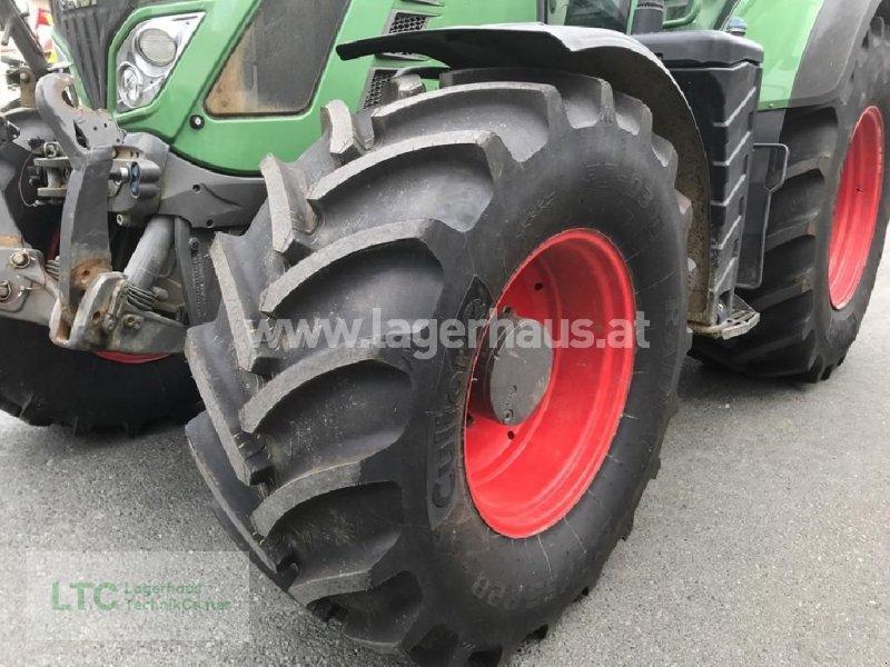 Traktor a típus Fendt 722 PROFI, Gebrauchtmaschine ekkor: Großpetersdorf (Kép 17)