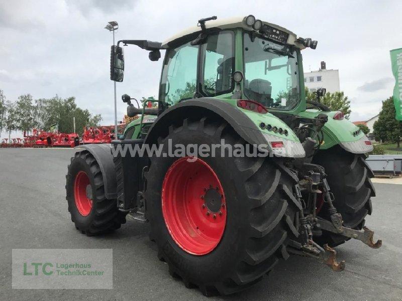 Traktor a típus Fendt 722 PROFI, Gebrauchtmaschine ekkor: Großpetersdorf (Kép 9)