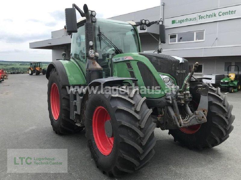Traktor a típus Fendt 722 PROFI, Gebrauchtmaschine ekkor: Großpetersdorf (Kép 3)