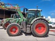 Traktor du type Fendt 722 PROFI, Gebrauchtmaschine en CALMONT