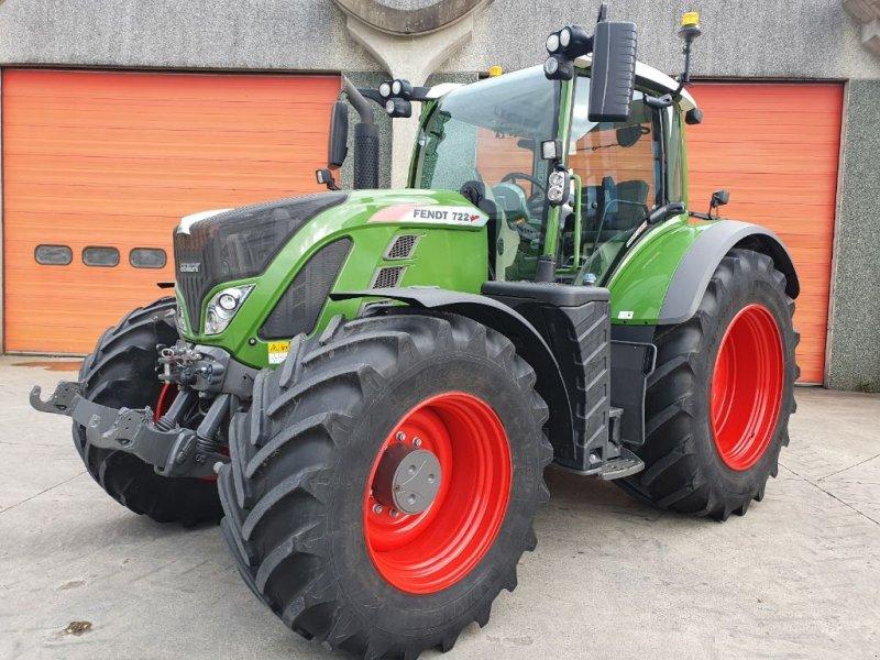 Traktor типа Fendt 722 S4 PROFI PLUS, Gebrauchtmaschine в Baillonville (Фотография 1)
