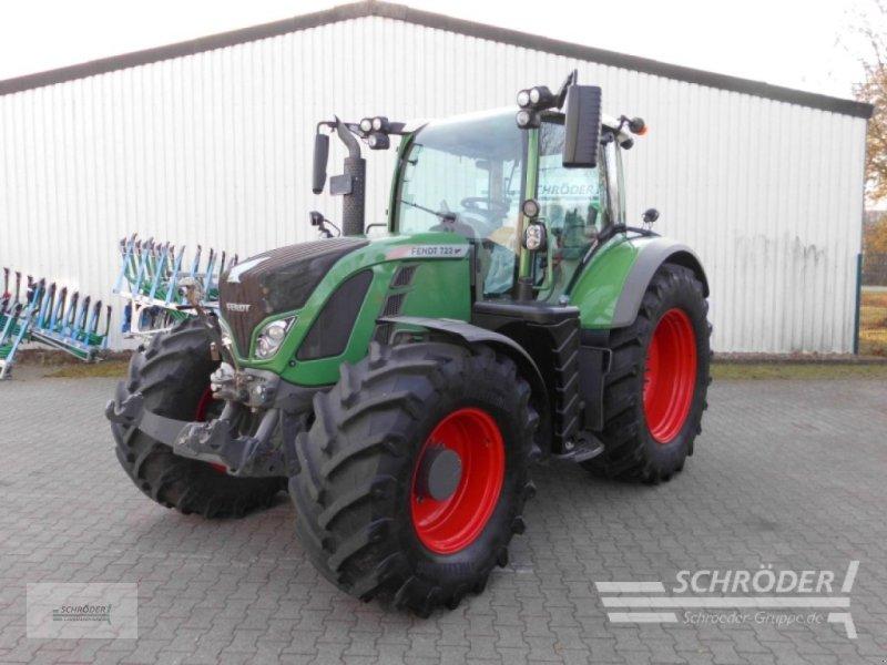 Traktor типа Fendt 722 SCR PROFI PLUS, Gebrauchtmaschine в Wildeshausen (Фотография 1)