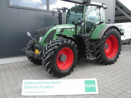 Traktor des Typs Fendt 722 SCR Profi, Gebrauchtmaschine in Wülfershausen an der Saale (Bild 1)