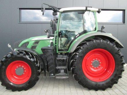 Traktor des Typs Fendt 722 SCR Profi, Gebrauchtmaschine in Wülfershausen an der Saale (Bild 2)