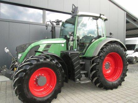 Traktor des Typs Fendt 722 SCR Profi, Gebrauchtmaschine in Wülfershausen an der Saale (Bild 3)