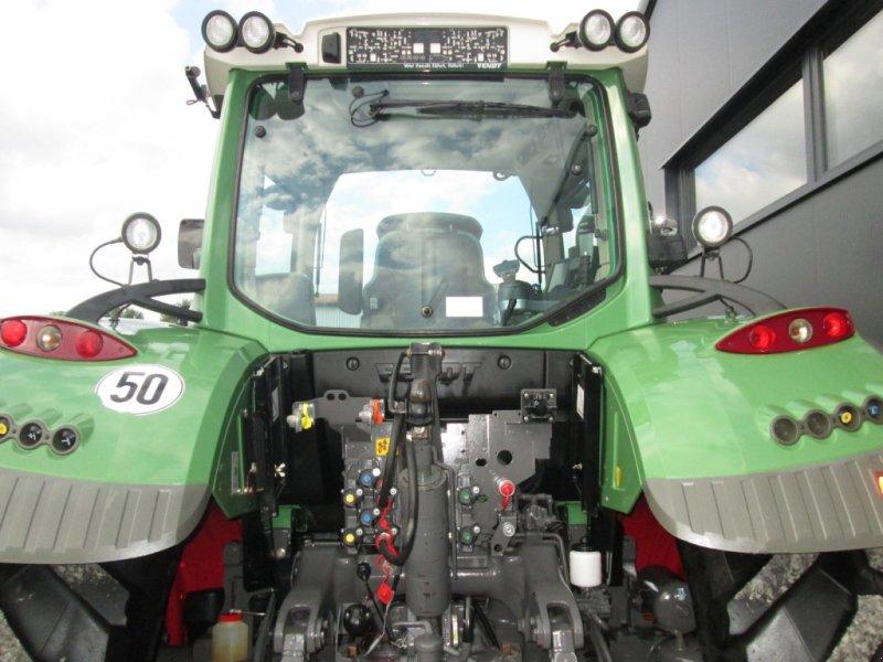 Traktor des Typs Fendt 722 SCR Profi, Gebrauchtmaschine in Wülfershausen an der Saale (Bild 4)