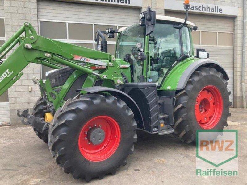 Traktor типа Fendt 722 Vario Power+ Setting II, Gebrauchtmaschine в Prüm (Фотография 1)