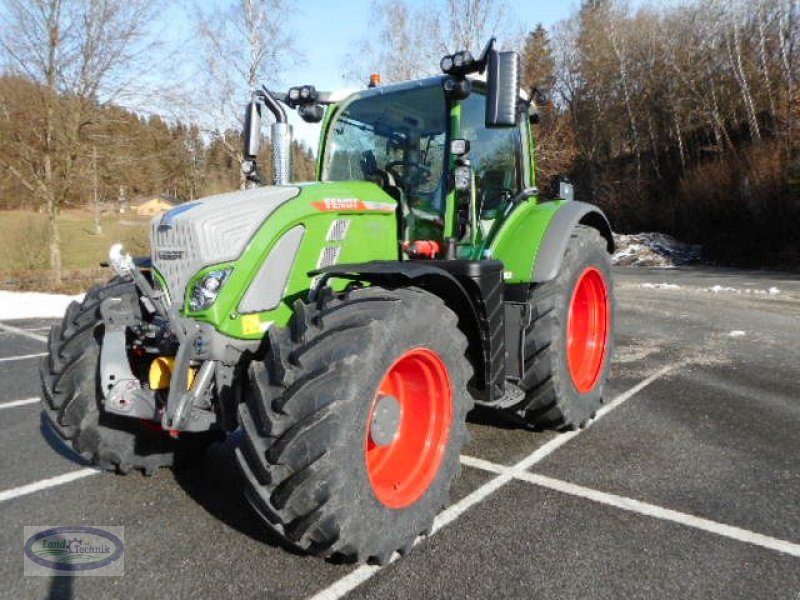 Traktor des Typs Fendt 722 Vario Profi+, Vorführmaschine in Münzkirchen (Bild 1)