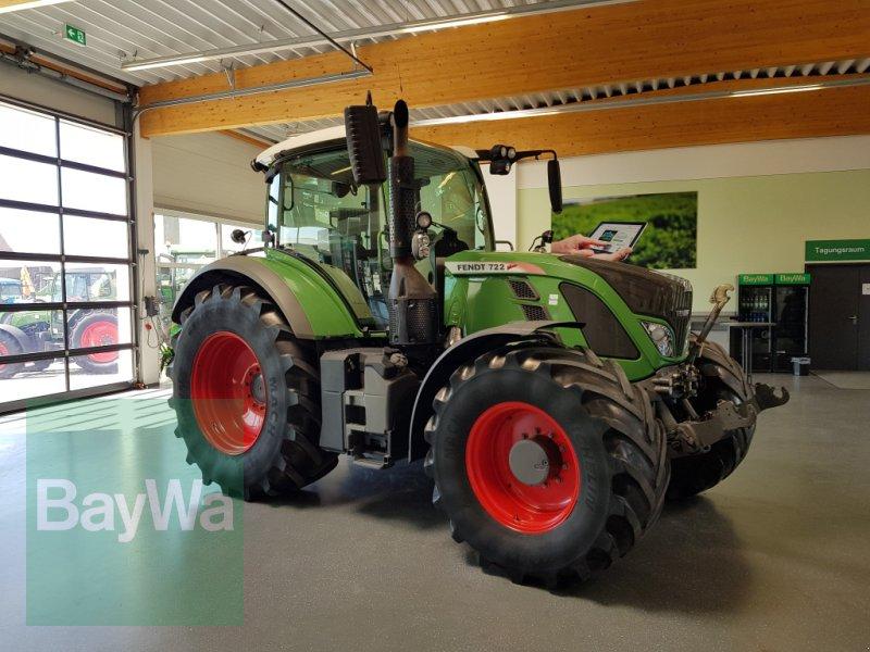 Traktor des Typs Fendt 722 Vario Profi Plus mit Topcon RTK u.Triebsatz neu, Gebrauchtmaschine in Bamberg (Bild 1)