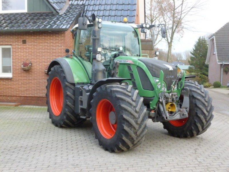 Traktor des Typs Fendt 722 Vario Profi, Gebrauchtmaschine in Bremervörde (Bild 1)
